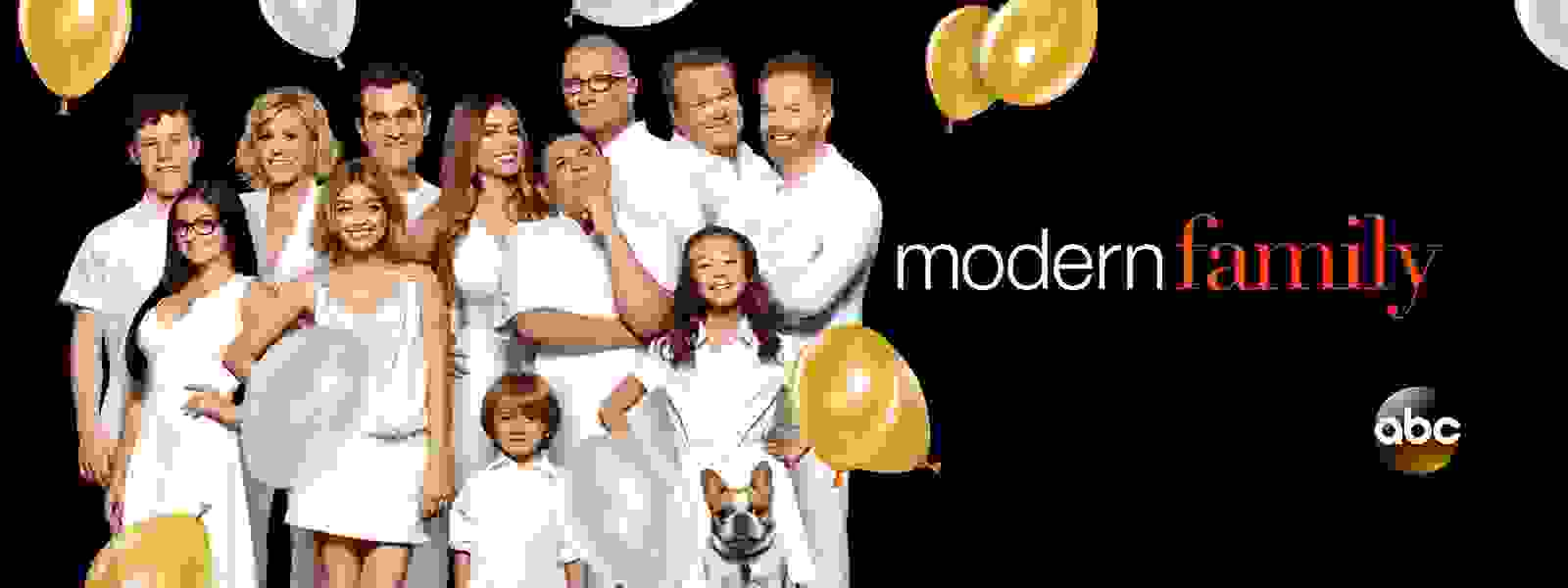 Behind Modern Family